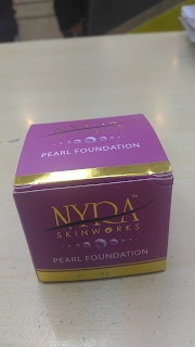 Nyra Skinworks Pearl Foundation