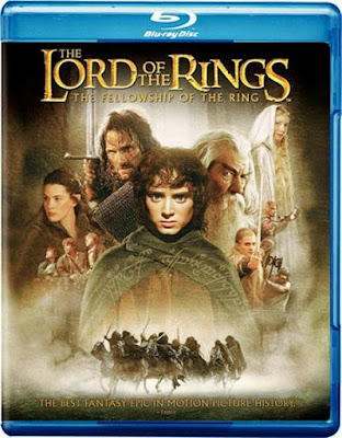 The Lord of The Rings: The Fellowship of The Ring (2001) EXTENDED 720p 1.9GB Blu-Ray Hindi Dubbed Dual Audio [Hindi + English] MKV