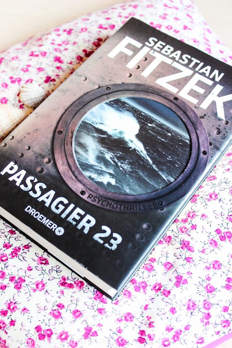 Media Monday, Filmblogger, Blogger Aktion, Bücher, Lesen, Sebastian Fitzek, Passagier 23, Serienjunkie