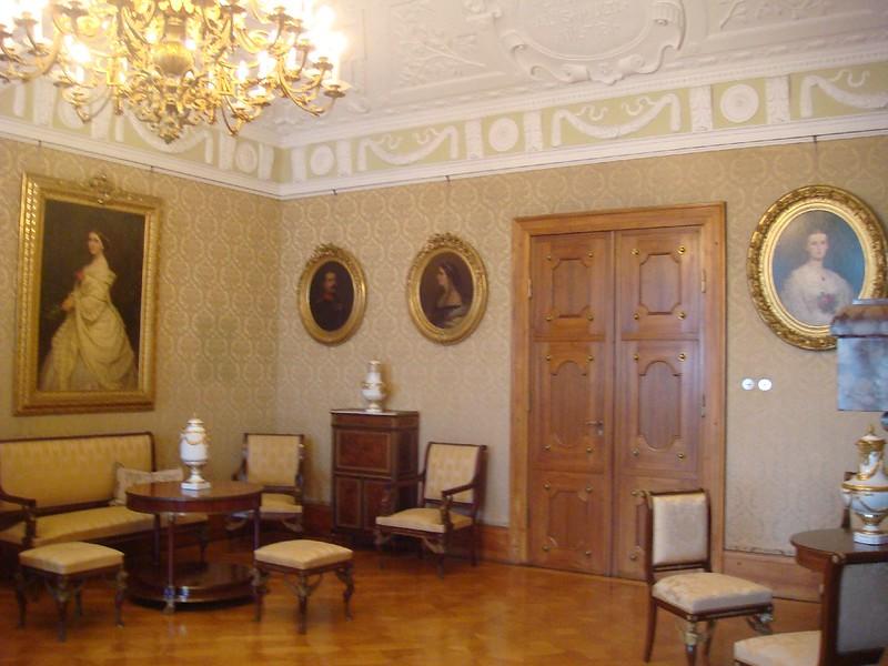 Sigmaringen Castle Interior