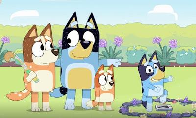 Bluey Wins Best Pre-School Anim at Kidscreen