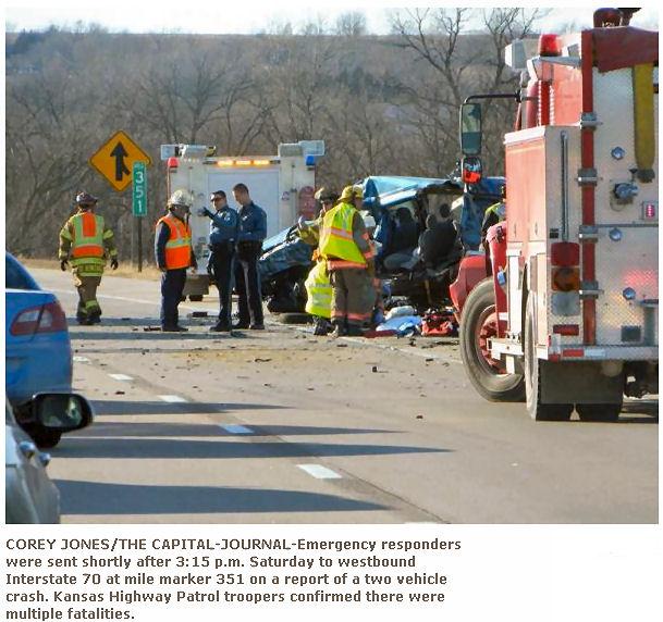 Capt  Spaulding's World: MetroRegion Kansas City News: Multiple