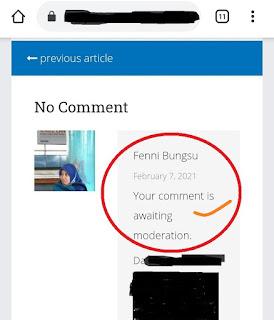 Cara atasi komentar 403 di wordpress, cara atasi komentar 404 di wordpress, trik menghindari komentar 403 di wordpress, trik menghindari komentar 404 di wordpress,