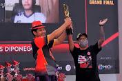 Tim Universitas Diponegoro Juara Pertama Gim Dota 2