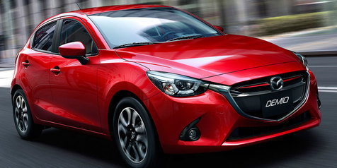 All-New Mazda2 Masuk Indonesia Bulan Depan!
