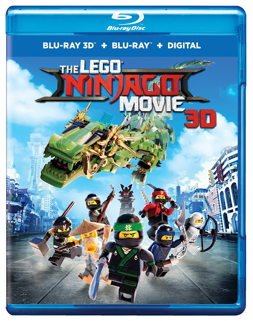 Lego Ninjago movie review, what are some of the features on the lego ninjago movie, Lego Ninjago Movie giveaway