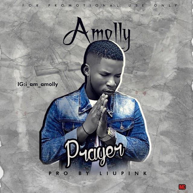 #Music: Amolly - Prayer