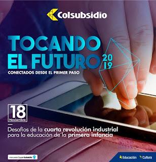 TOCANDO EL FUTURO 2019 Colombia