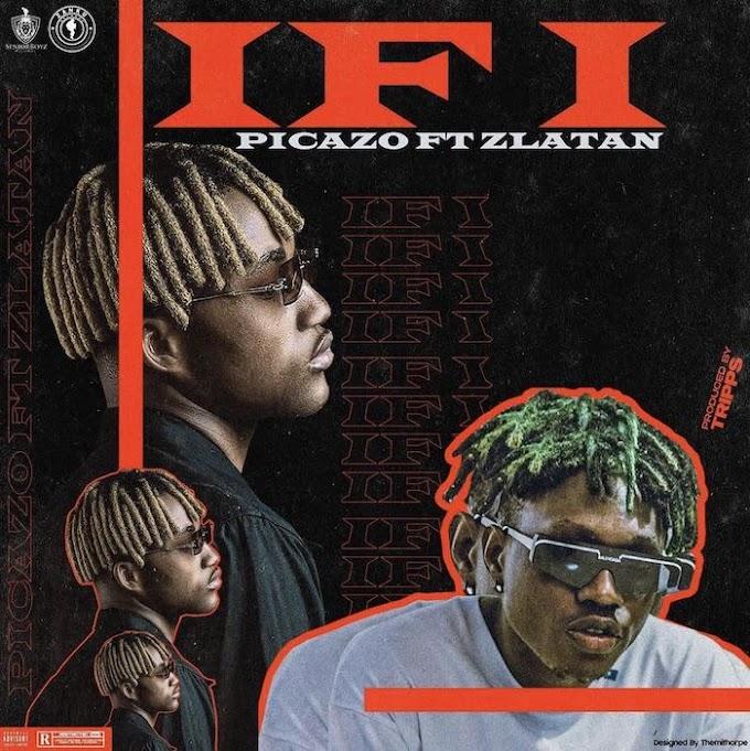 Picazo - If I ft Zlatan