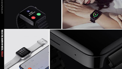 Xiaomi Mi Watch clone do Apple Watch agora funciona com o Apple iPhone
