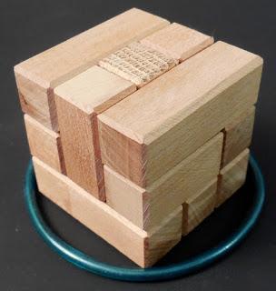 Fool's Cube by Ken Irvine