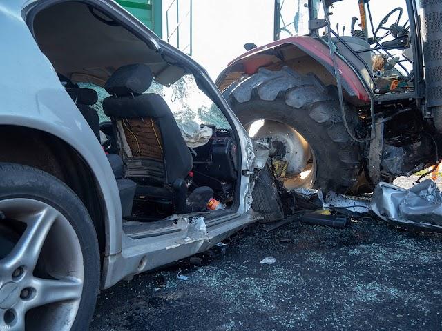 Halálos baleset történt Tolna megyében