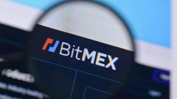 BitMEX вывели 440 миллионов долларов