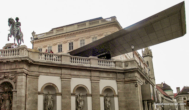 Galeria Albertina, Viena, Áustria