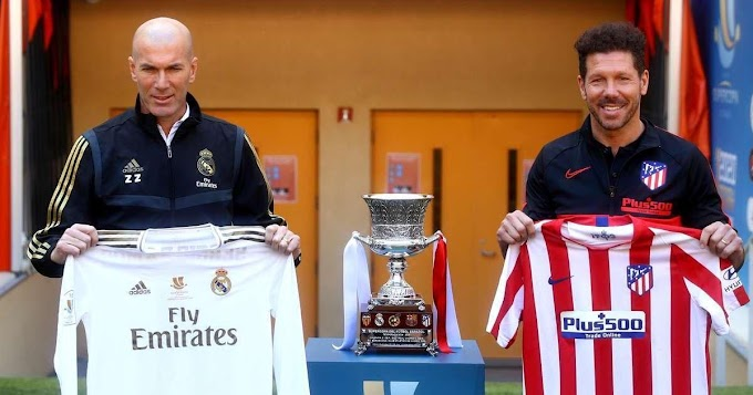 Real Madrid Goalkeeper Courtois name key difference in playing styles under Zidane and Simeone