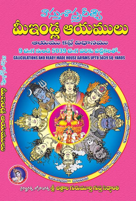 విశ్వకర్మవాస్తు శాస్త్రరీత్యా మీ ఇండ్ల ఆయుములు |  Viswakarmavaasthu Saastra Rityaa Mee Indla Ayumulu