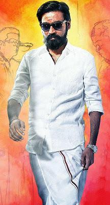 Dhanush hot look image