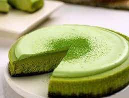 Простой рецепт зеленого чизкейка