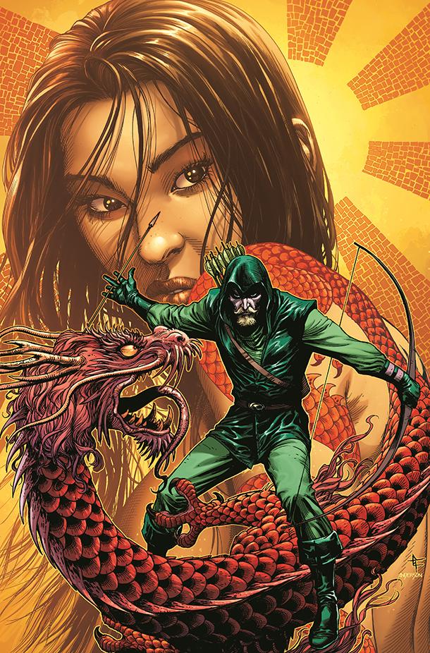 Green Arrow - Cover 4