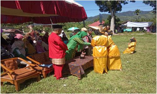 Anggota DPRD Pasaman Membuka Sanggar Seni dan Budaya