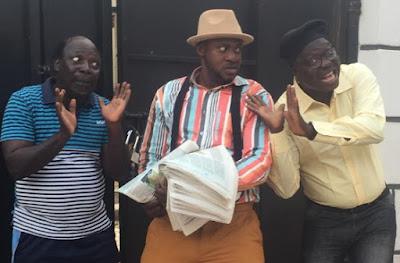 the vendor nollywood movie
