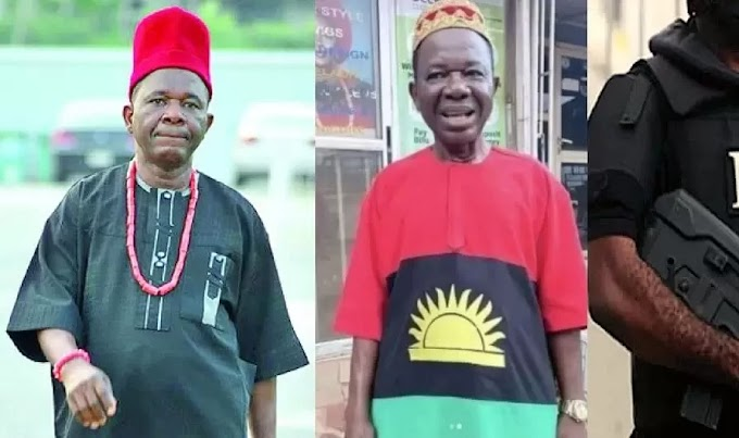 DSS moves actor Chiwetalu Agu to Abuja