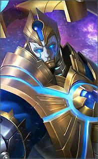 Estes Galaxy Dominator Heroes Support of Skins V3