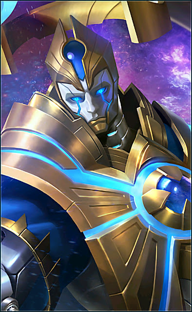 Estes Galaxy Dominator Heroes Support of Skins