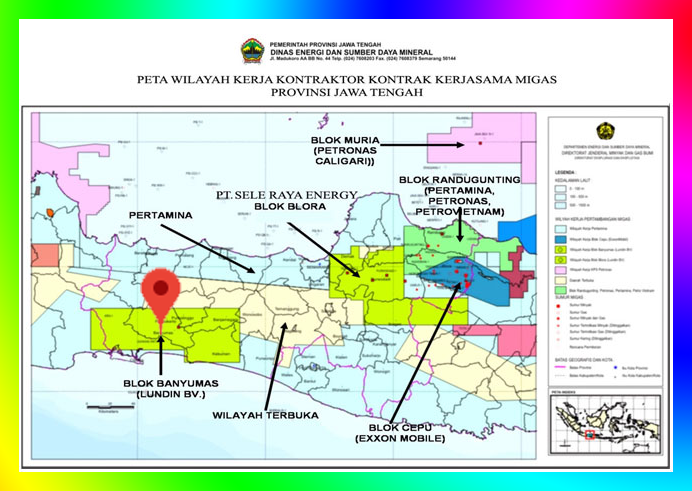 Republic Indonesia Can Add Commitment to Oil and Gas