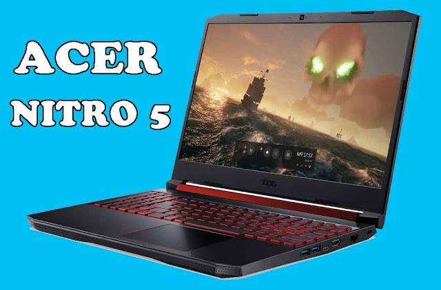 مُراجعة جهاز Acer Nitro 5 أفضل حاسب للألعاب