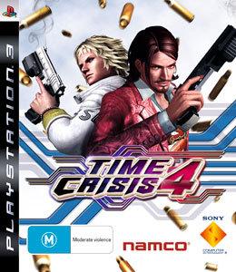 Time Crisis 4 PS3 Torrent