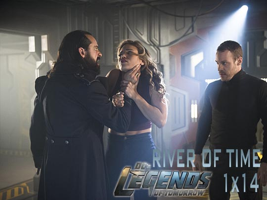 Legends of Tomorrow (1x14) River of Time: Master of Time