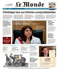 lemonde, le monde magazine 15 October 2020, le monde magazine, le monde news, free pdf magazine download.