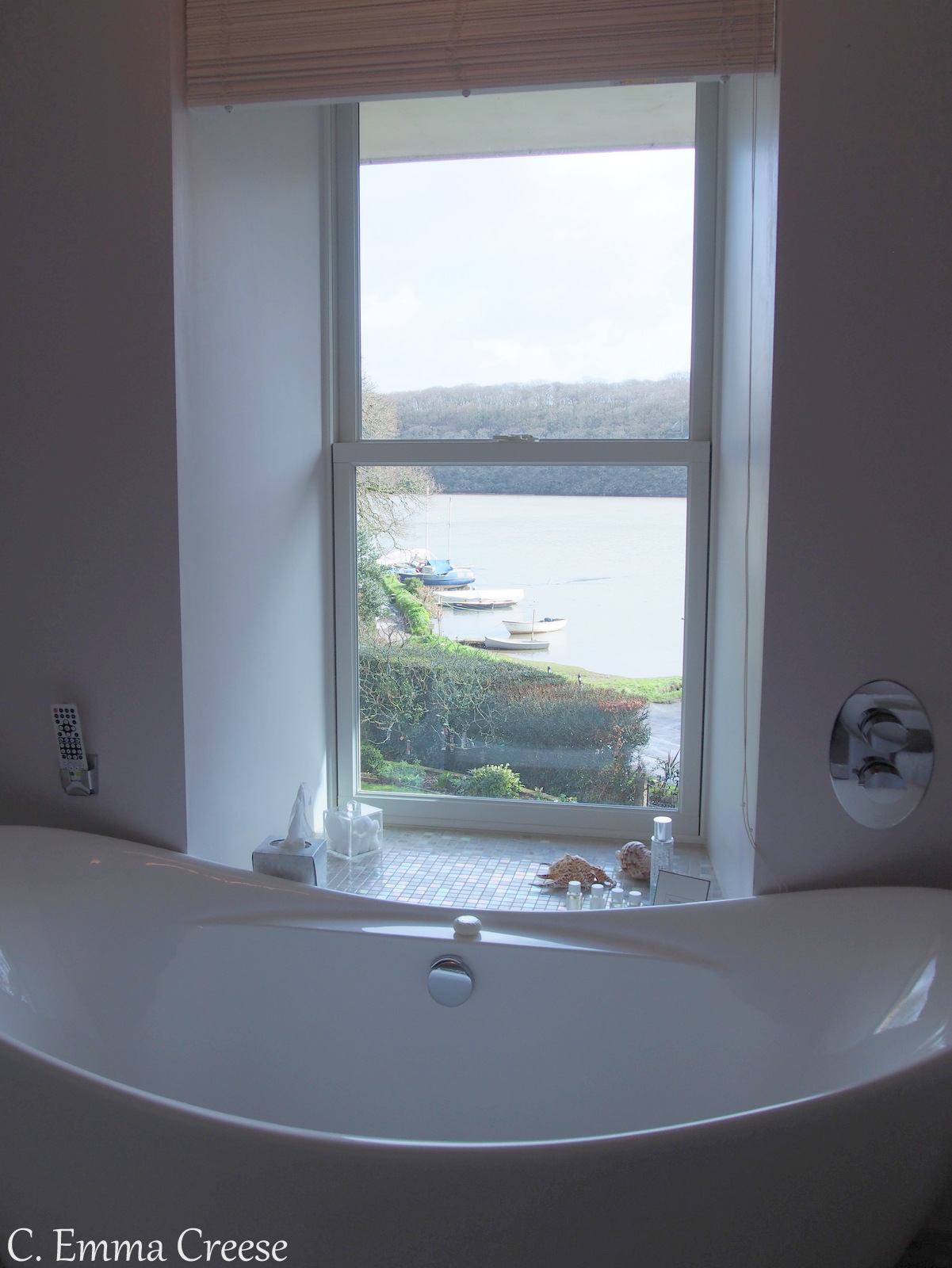 Where to stay Cornwall The Old Vicarage St Clements Adventures of a London Kiwi