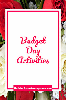Budget Day Activities