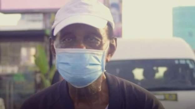 Ghanaian WW2 veteran raises $19,000 in Covid-19 walk