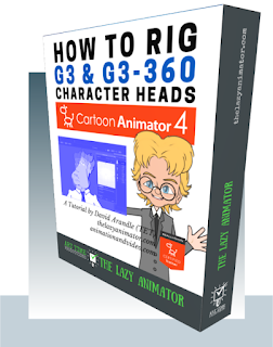 How to Rig G3 and G3-360 Character Heads in Reallusion's Cartoon Animator