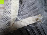 beschädigt: Uniwigs Star Perücke, Kunsthaar, Lace-Front, sanfte Wellen, lang, Grau