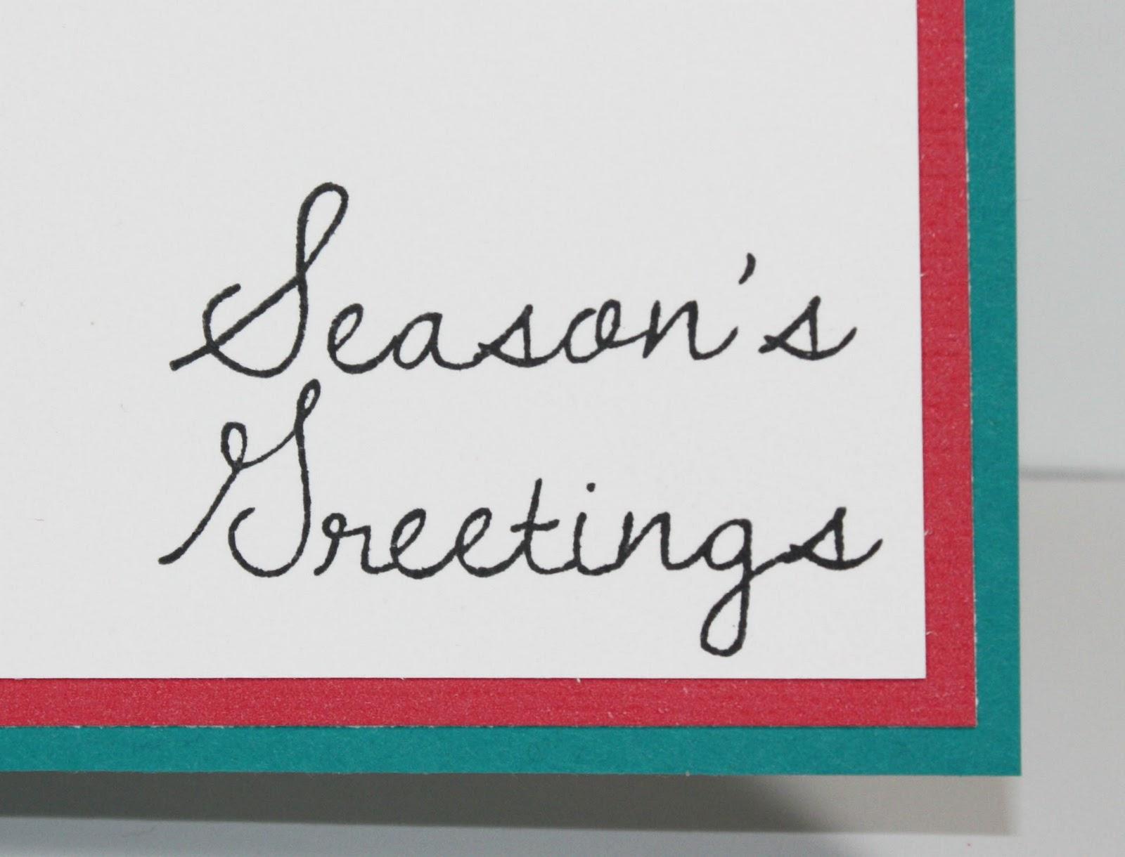 Seasons With Pam  Kitchener