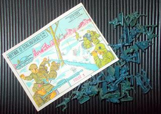 14th Army; 8th Army; 8th Army Figures; 8th Army Toy Soldiers; Esci Russian Infantry; Art Miniatury Cene Zl 150-; Gdańsk; Kioskowce; Esci American Paratroopers; Osagnicy Ameryki Poln CZ 1; Polish Production; Polish Toy Soldiers; Small Scale World; smallscaleworld.blogspot.com; Spójnia; Spójnia Stargard; Woloskie Oddzialy Gorskie; Hobby EME; EME; Wojsko Amerikanskie; II W.SW.; Skala 1:76