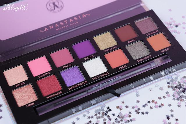 Anastasia Beverly Hills Jackie Aina palette