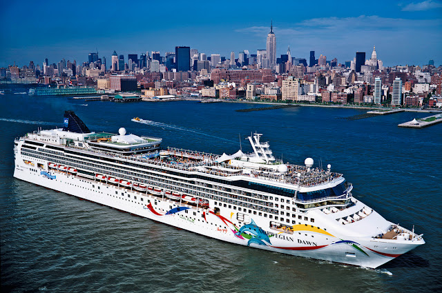 Norwegian Jewel is on of many Norwegian Cruise Line ships that have been moved to Distant shores.