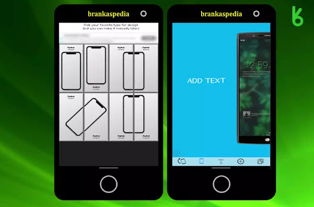 5 Aplikasi Screenshot Mockup Generator Android Gratis