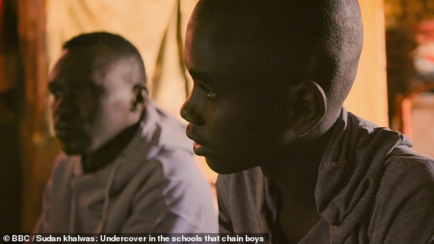Thousands of boys are kept in chains, tortured and abused in Islamic schools across Sudan