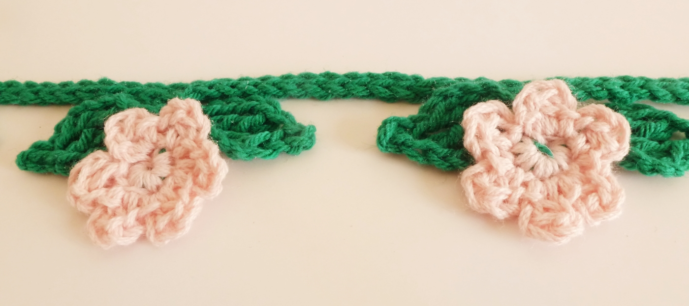 Franciens Haakwerk Long Time Ago Crochet Edges