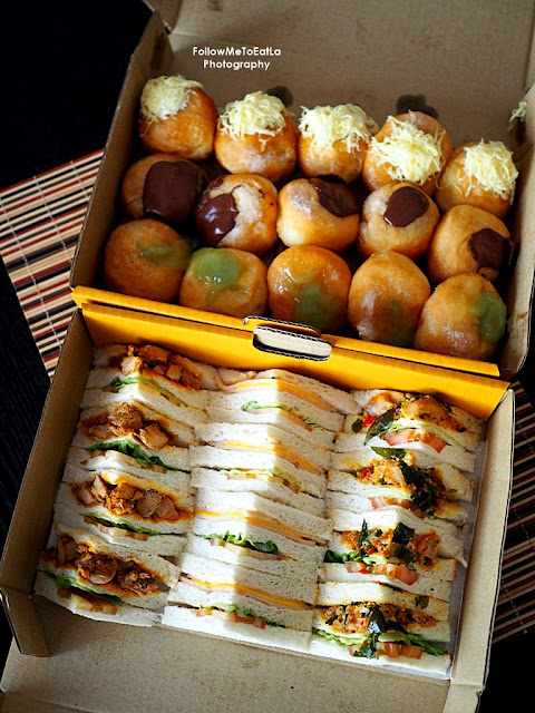 US BAKES MALAYSIA Offers 30% DISCOUNT For All Sandwiches & Doughnuts
