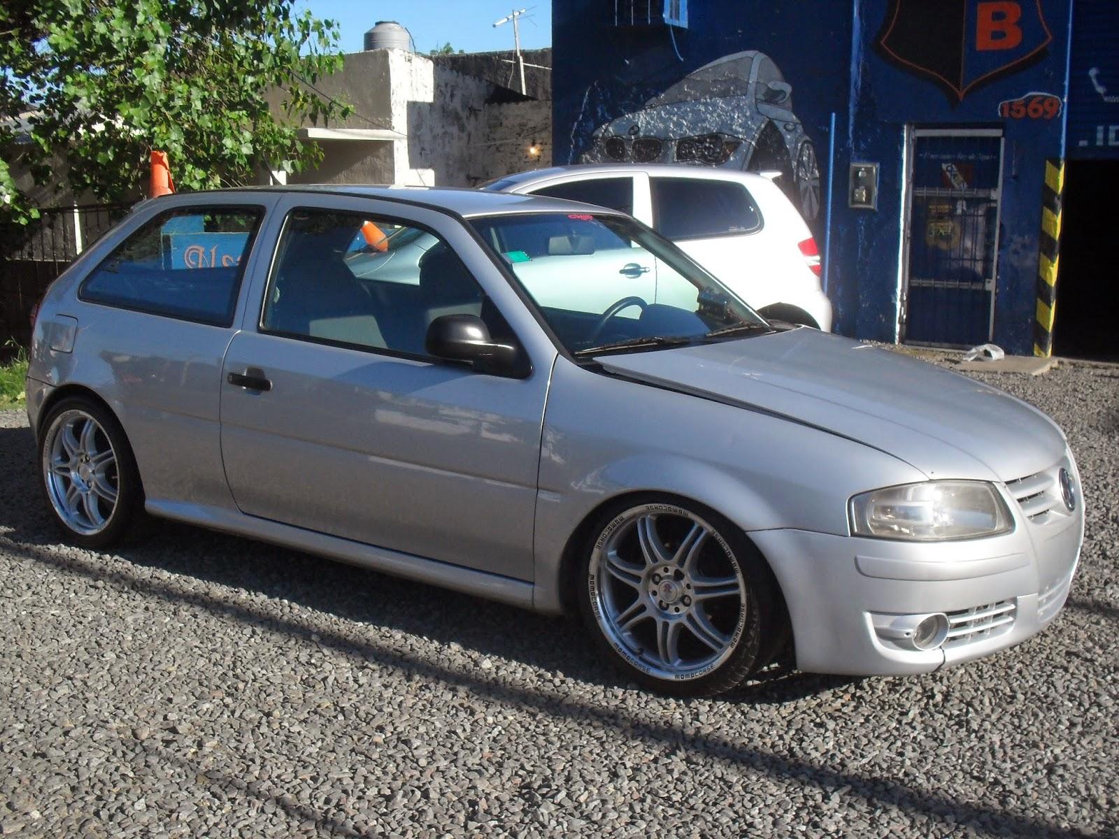 Automotores Beraldi Vw Gol Enfierrado 2006