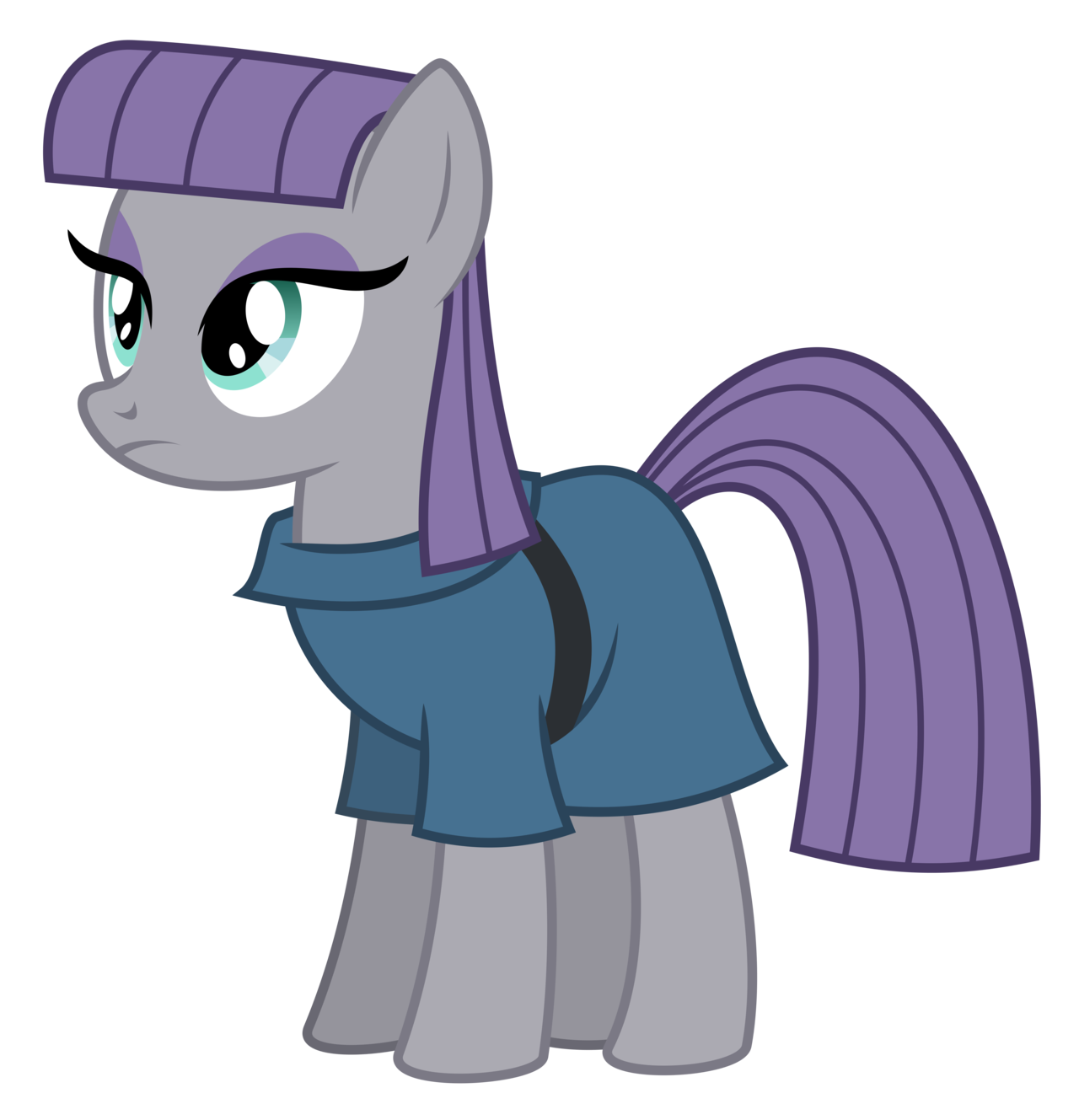 maud pie pinkie pie s sister comes to ponyville it tastes like apples