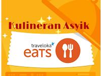 Kulineran Asyik Dengan Traveloka Eats