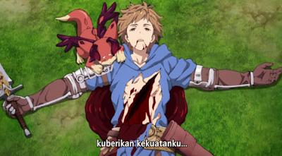 Granblue Fantasy The Animation Episode 01 Subtitle Indonesia
